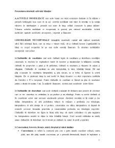 Bilanțul Contabil - Pagina 1