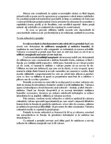 Prețul și Mecanismul Prețurilor - Pagina 3