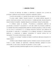 Proiectare Platforma de Precolectare Deseuri Plastice - Pagina 2