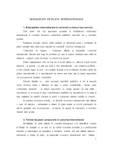 Modalitati de Plata Internationale - Pagina 2