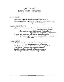 Descrierea Tuturor Formelor de Relief din România - Pagina 2