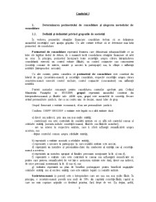 Situații Financiare Consolidate - Pagina 3