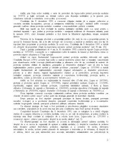 Legislatia de Mediu Reglementata in Romania - Pagina 2