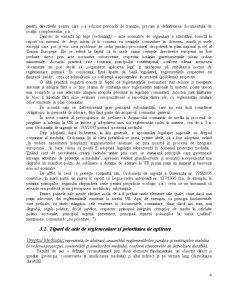 Legislatia de Mediu Reglementata in Romania - Pagina 4