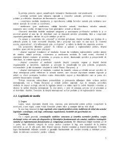 Legislatia de Mediu Reglementata in Romania - Pagina 5