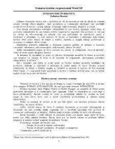 Tratarea Textelor cu Procesorul Word XP - Pagina 3