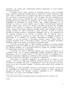 Organizarea Contabilitatii de Gestiune in Industria Constructoare de Masini - Pagina 5