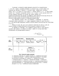 Notiuni de Automatizare, Cibernetizare si Robotizare a Proceselor Tehnologice - Pagina 2