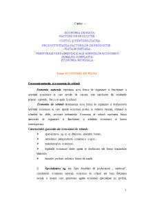 Economie - Pagina 1