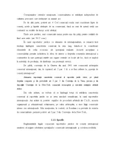 Dreptul Comertului International - Aspecte Generale - Pagina 3