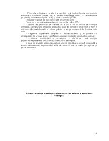 Situația Agriculturii Ecologice în România - Pagina 5