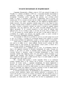 Izvoarele Internationale ale Dreptului Muncii - Pagina 4