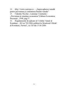 Analiza Diagnostic a Sistemului Vamal din România și a Managementului Acestuia la Nivelul Unitaților Vamale - Pagina 2