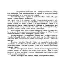 Analiza Diagnostic a Sistemului Vamal din România și a Managementului Acestuia la Nivelul Unitaților Vamale - Pagina 3