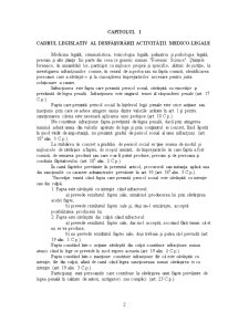Introducere in Medicina Legala - Pagina 2