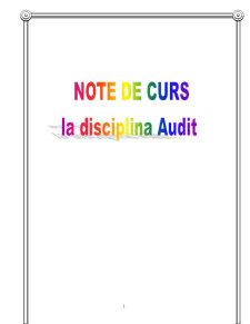 Audit - Pagina 1