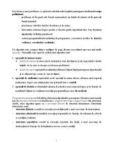 Algoritmi - Pagina 4