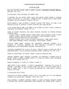 Comunicare în Organizații - Pagina 2