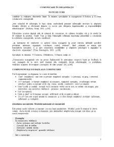 Comunicare în Organizații - Pagina 3