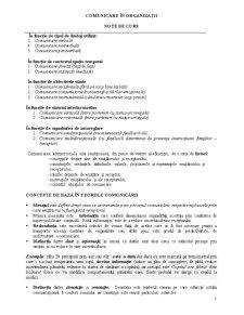 Comunicare în Organizații - Pagina 5