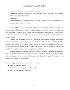 Comunicare in Institutii - Compania ANLO - Pagina 2