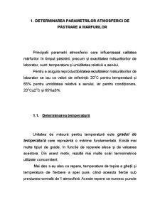 Fundamentele Stiintei Marfurilor - Metode Generale de Determinare a Caracteristicilor de Calitate ale Marfurilor - Pagina 5