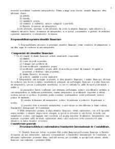 Standard International de Contabilitate  IAS 1 - Pagina 3