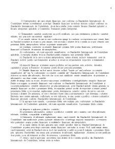 Standard International de Contabilitate  IAS 1 - Pagina 4