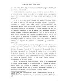 Delincventa Juvenila - Factori Interni - Pagina 4