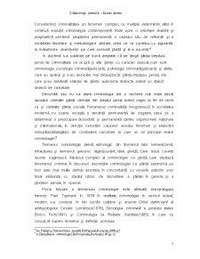 Delincventa Juvenila - Factori Interni - Pagina 5