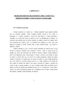 Transportul prin Conducte a Petrolului Brut Vascos sau Congelabil - Pagina 3