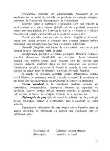 Contabilitatea Stocurilor și a Producției în Curs de Execuție - Pagina 5