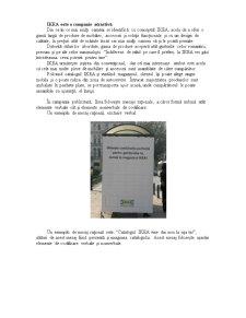 Tehnici Promotionale - Campanie Publicitara Socanta Ikea - Pagina 3