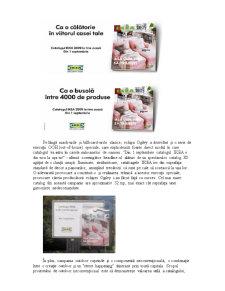 Tehnici Promotionale - Campanie Publicitara Socanta Ikea - Pagina 5