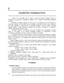Materiale Compozite - Pagina 1