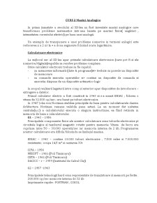 Arhitectura Calculatoarelor - Pagina 2