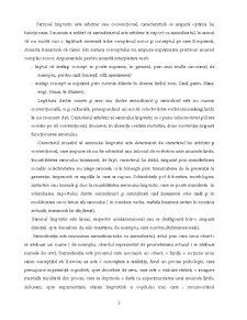 Bazele Lingvistice ale Comunicării - Pagina 2