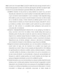 Bazele Lingvistice ale Comunicării - Pagina 4
