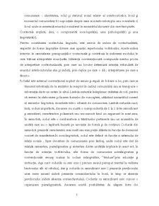 Bazele Lingvistice ale Comunicării - Pagina 5