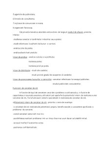 Cercetari de Marketing - Pagina 4