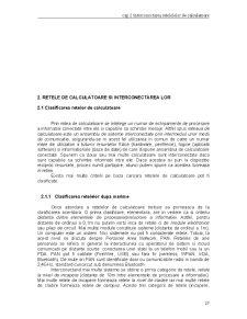 Retele de Calculatoare si Interconectarea lor - Pagina 1