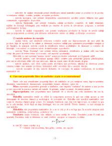 Bazele merceologiei - Subiecte Examen - Pagina 2