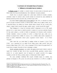 Coordonatele Sistemului Bancar Romanesc - Pagina 4