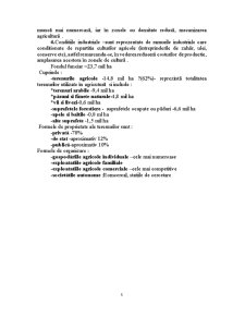 Eficienta Economica a Mecanizarii Agriculturii - Studiu de Caz SC Agrotehnica SA - Pagina 5