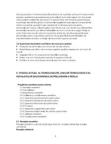 Linia Tehnologică de Pregătire a Grâului pentru Măciniș - Pagina 4