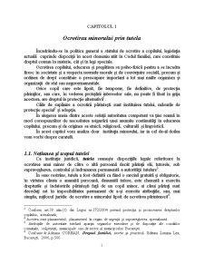 Tutela și Curatela - Pagina 3