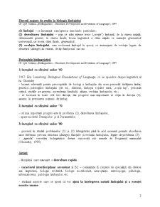 Biolingvistică - Pagina 3
