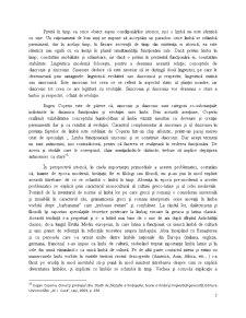 Problematica Schimbarii in Limba - Tipologia Schimbarii in Limba - Pagina 2