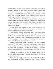 Stilul de Conducere și Cultura Organizațională - Pagina 4