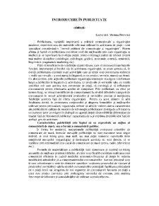 Introducere in Publicitate - Sinteza - Pagina 1